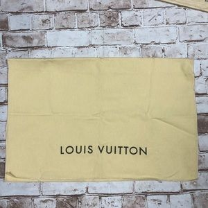 LOUIS VUITTON dust cover new never used